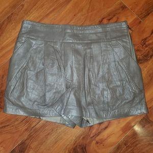 Mackage Leather Shorts